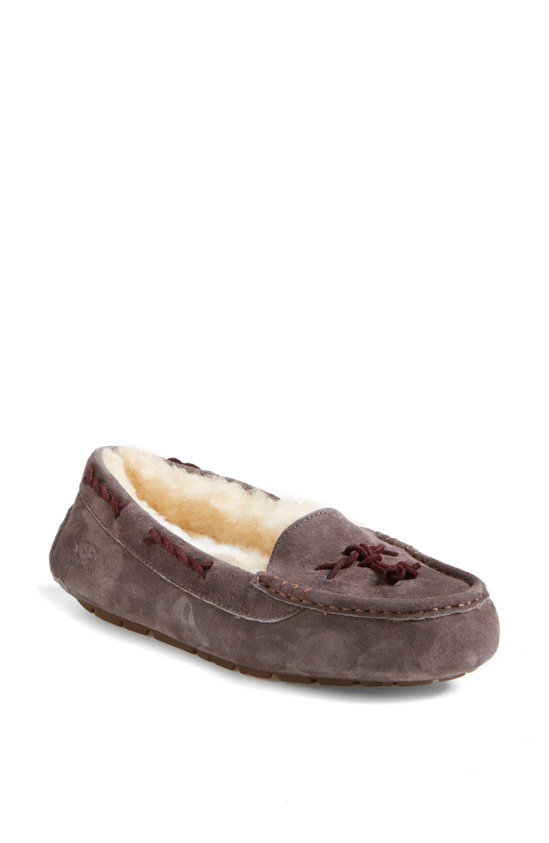 Image of UGG Brett Wool Lined Slipper