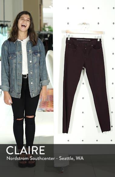 Sarah Skinny Jeans, sales video thumbnail