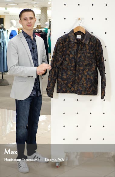 Camellia Packable Down Shirt Jacket, sales video thumbnail