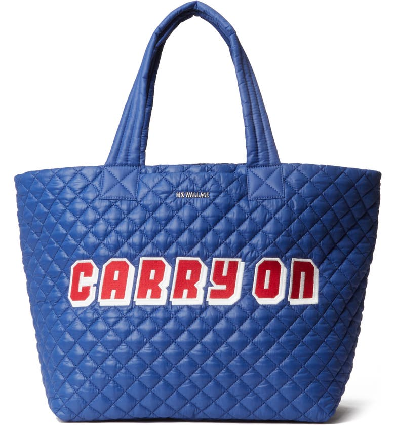 MZ WALLACE Deluxe Large Metro Tote, Main, color, 420