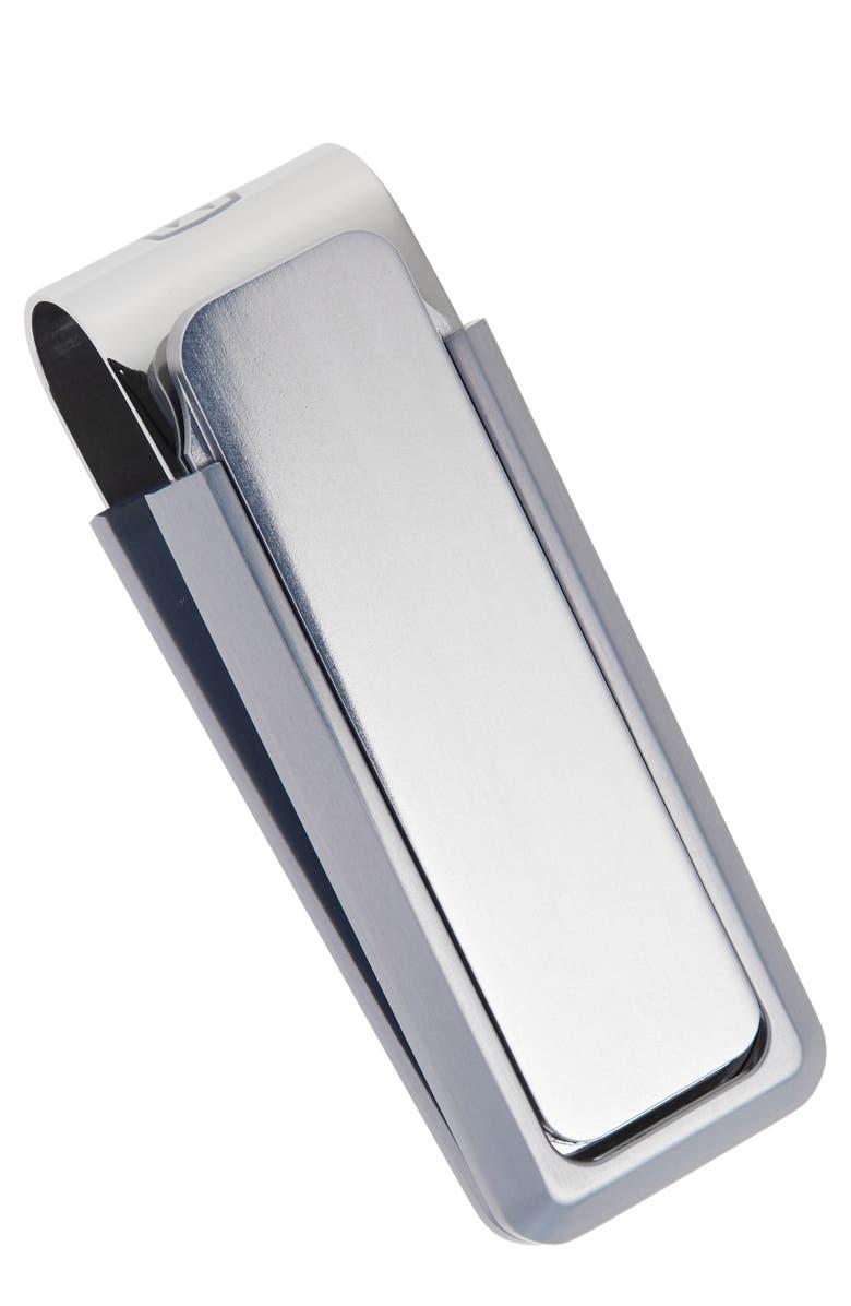 M-CLIP<SUP>®</SUP> 'Ultralight V2' Money Clip, Main, color, GREY
