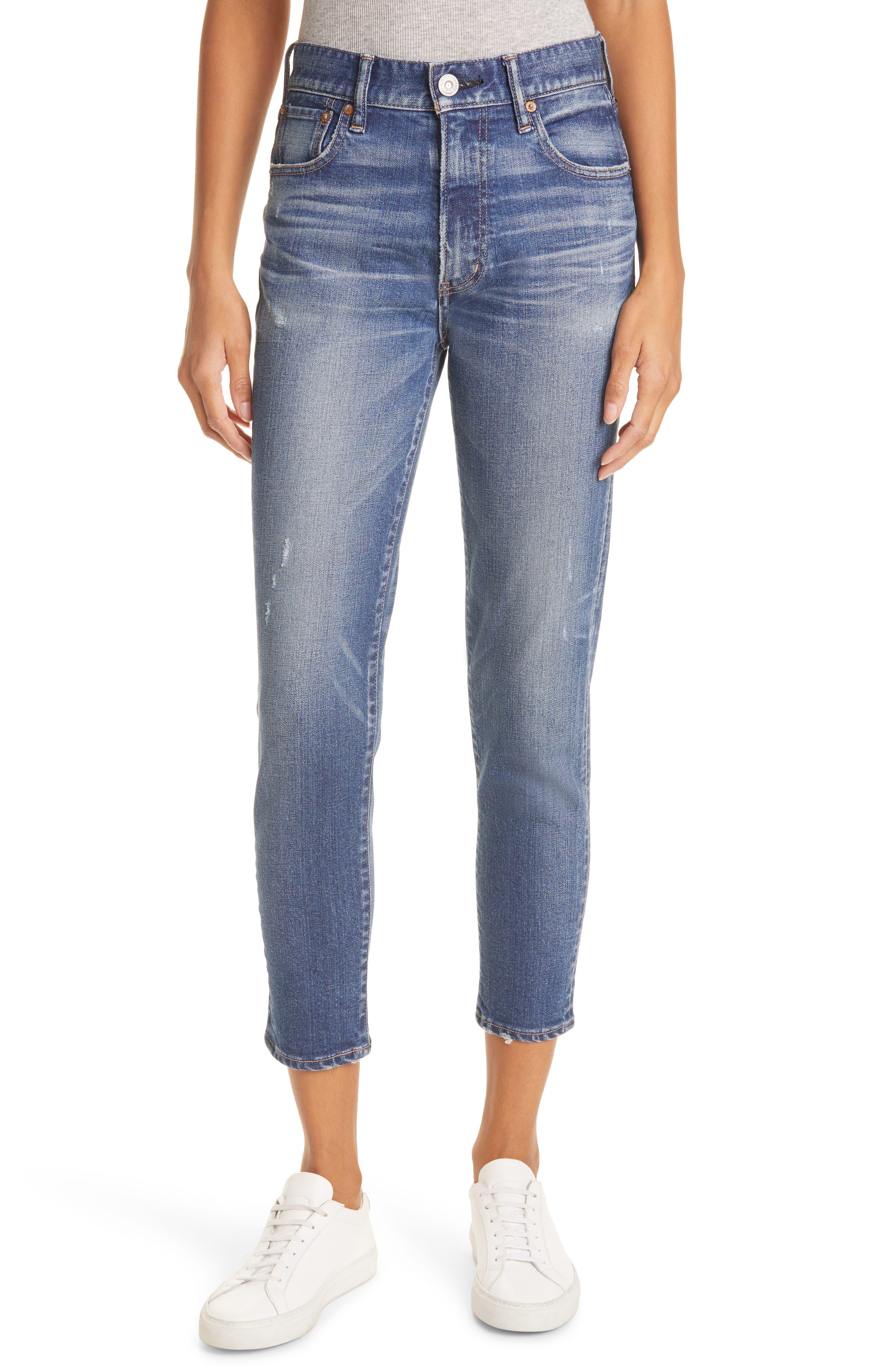 Vintage High Waist Tamworth Ankle Skinny Jeans