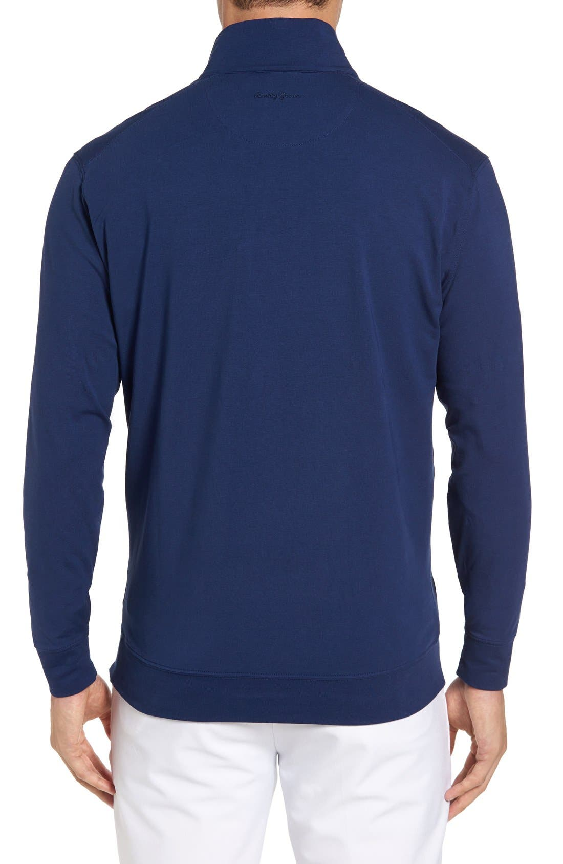 ,                             PTO Liquid Stretch Quarter Zip Pullover,                             Alternate thumbnail 38, color,                             400