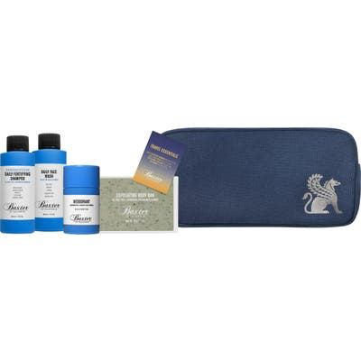 Baxter Of California Travel Size Skin Care & Hair Care Set (Nordstrom Exclusive) ($61 Value)