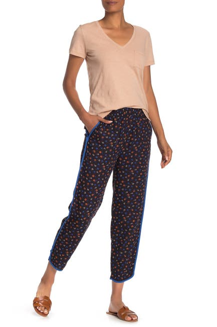 Image of Madewell Prairie Posies Track Trousers