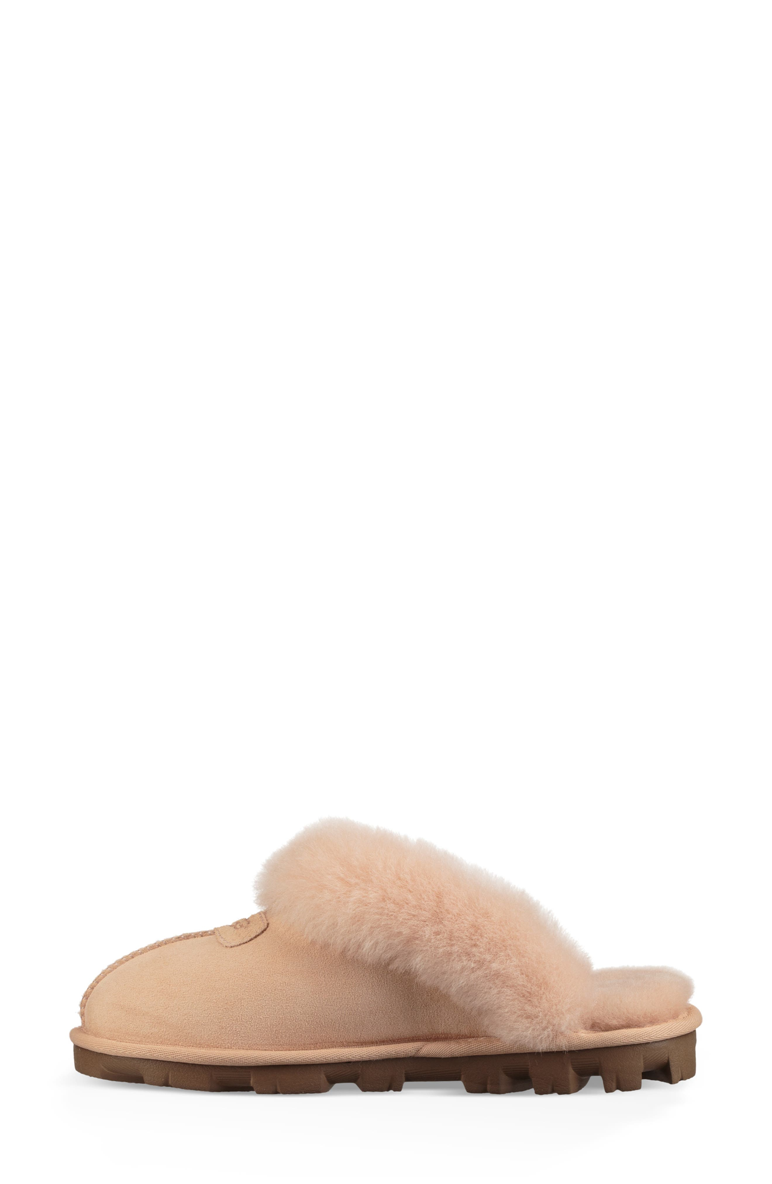 ,                             Genuine Shearling Slipper,                             Alternate thumbnail 88, color,                             652