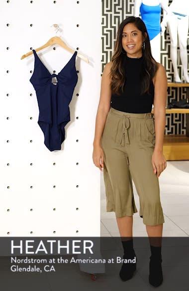Palma One-Piece Cutout Swimsuit, sales video thumbnail