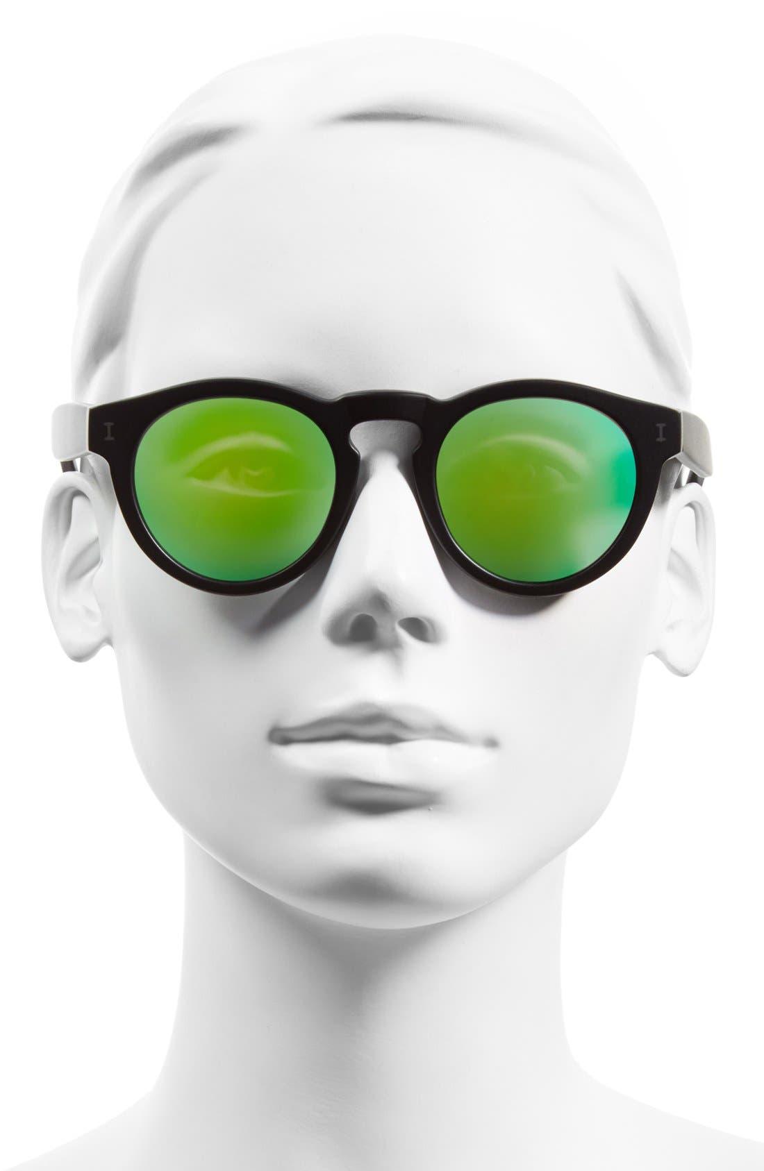,                             'Leonard' 47mm Sunglasses,                             Alternate thumbnail 22, color,                             013