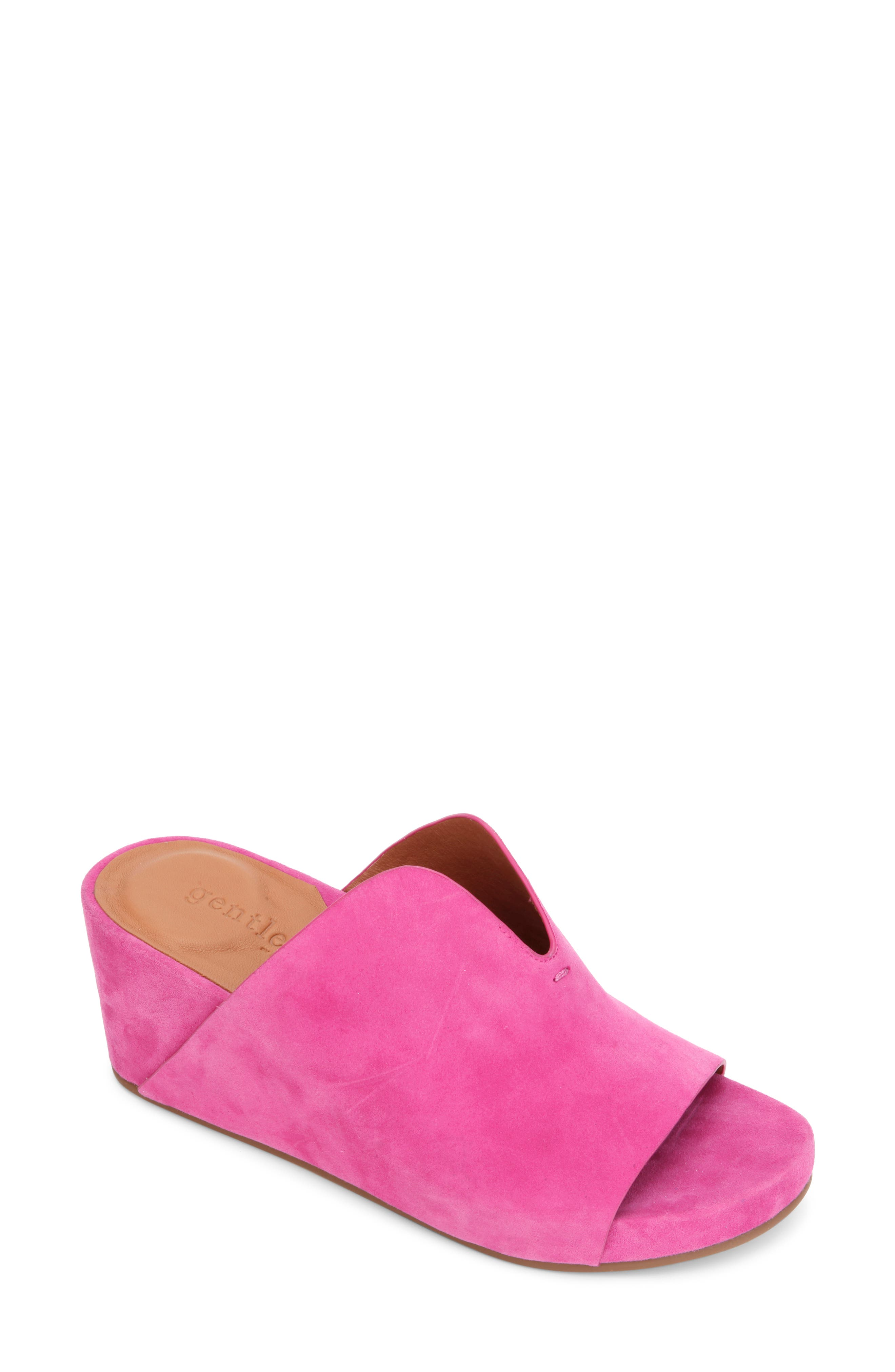 Women's Gentle Souls Gisele 65 Slide Wedge Sandal