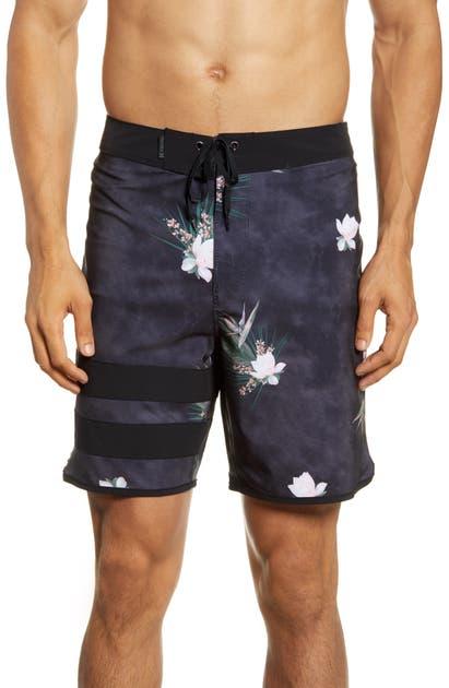 Hurley Shorts PHANTOM BLOCK PARTY PARADISE BOARD SHORTS