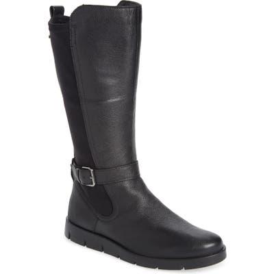 Ecco Bella Water Resistant Tall Boot, Black