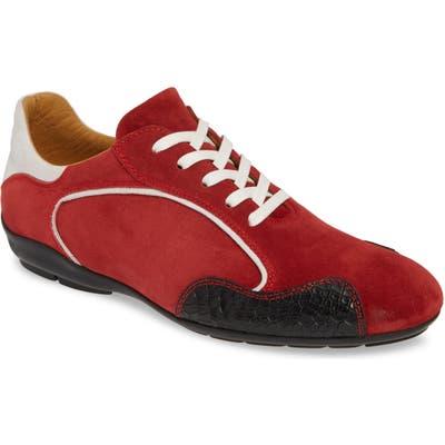 Mezlan Coronado Sneaker, Red
