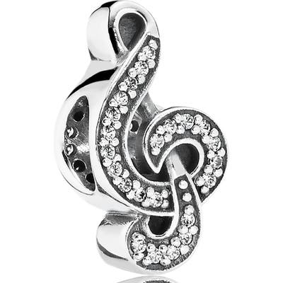 Pandora Sweet Music Treble Clef Charm