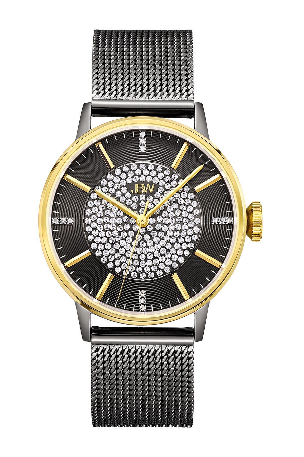 Image of JBW Women's Belle Diamond Watch, 36mm - 0.12 ctw