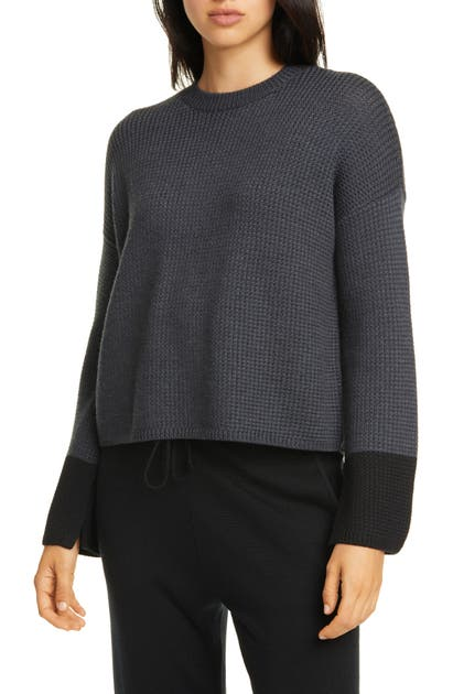 Eileen Fisher Sweaters MERINO WOOL SWEATER