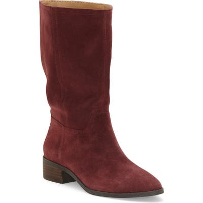 Lucky Brand Lefara Boot, Red