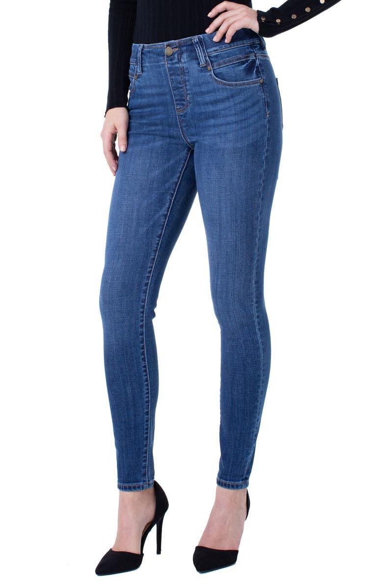 Liverpool Gia Glider High Waist Skinny Jeans Cartersville