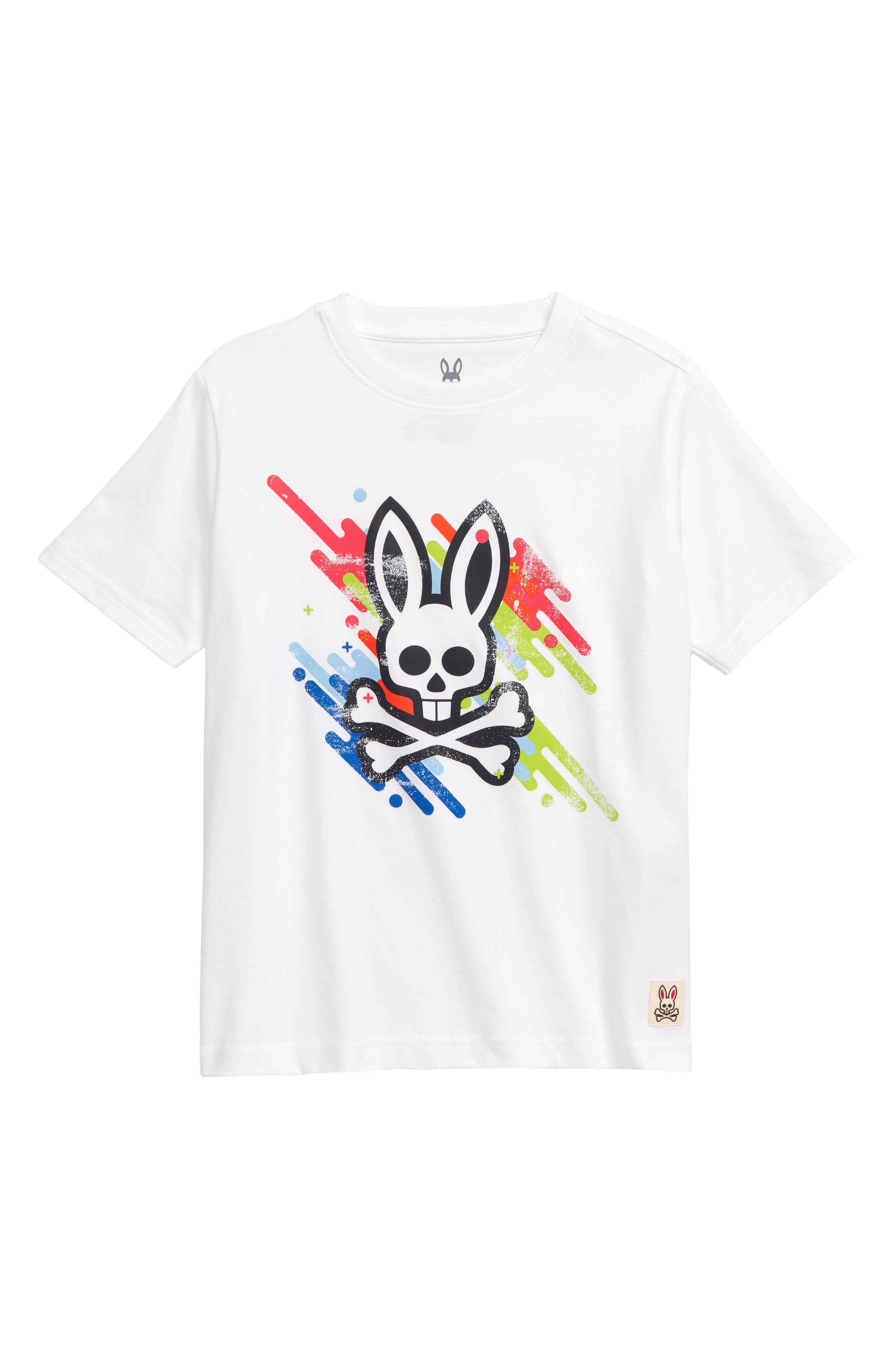 Psycho Bunny Kids Baby Boys Itchen Tee Toddler//Little Kids//Big Kids