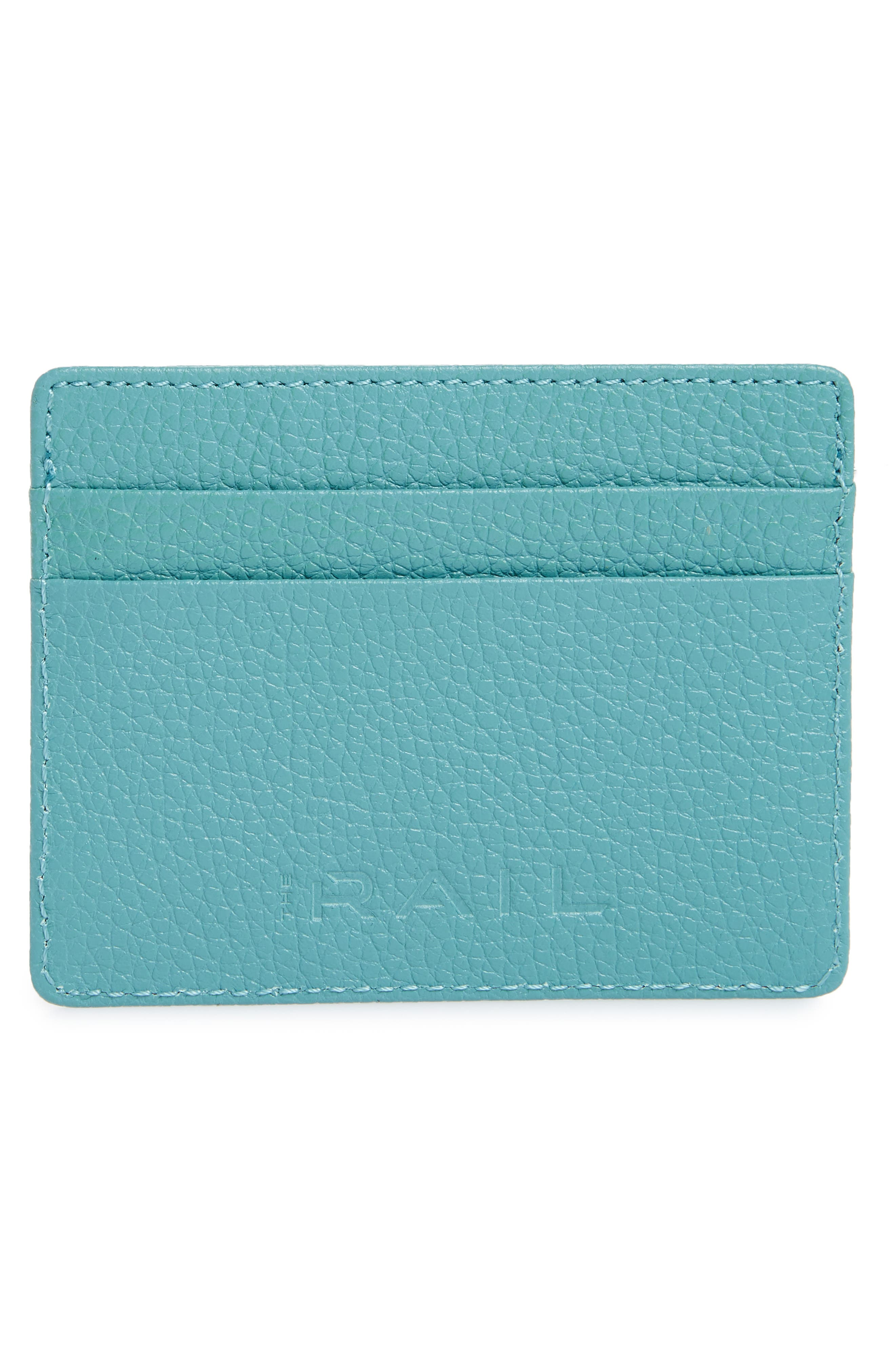 ,                             Jamie Leather Card Case,                             Alternate thumbnail 42, color,                             440