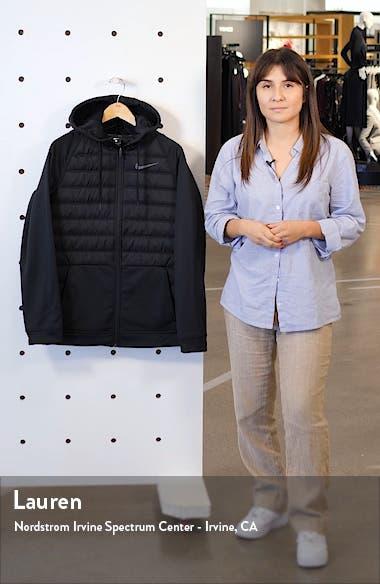 Therma Hooded Nylon Jacket, sales video thumbnail