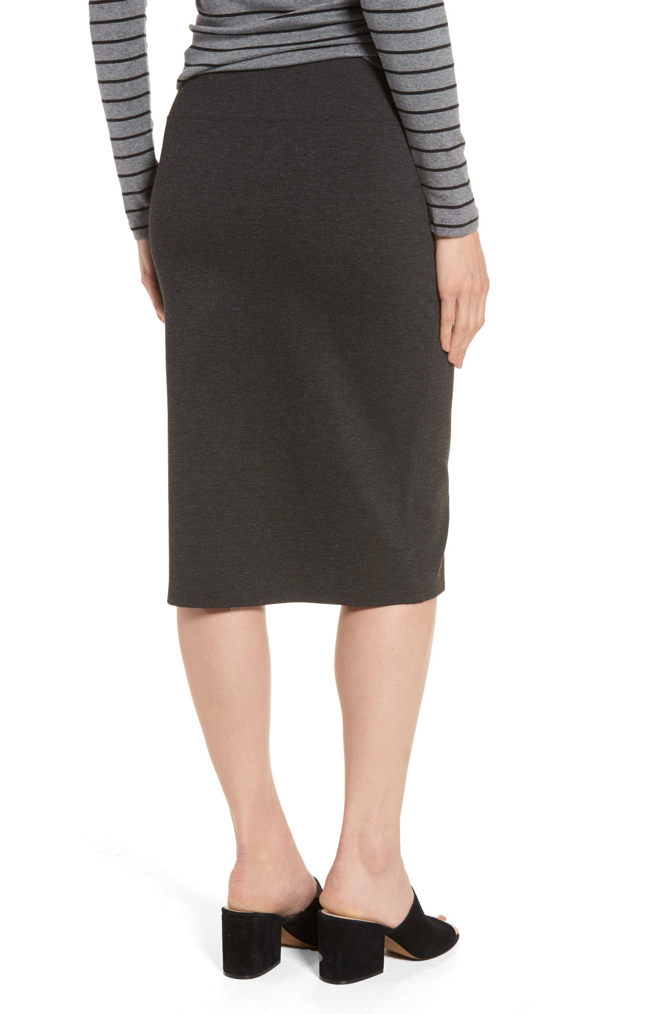 6df356ce8 Halogen® Ponte Pencil Skirt (Regular & Petite) | Nordstrom