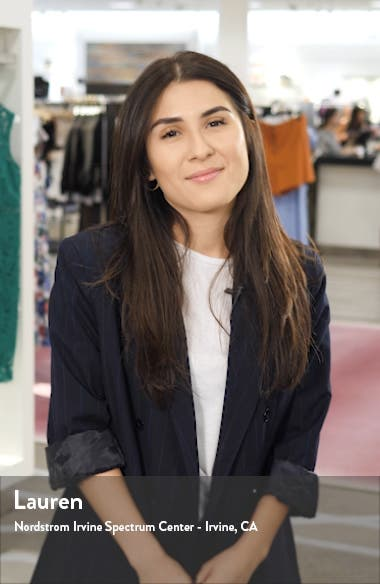 Gabby Stretch Shift Dress, sales video thumbnail