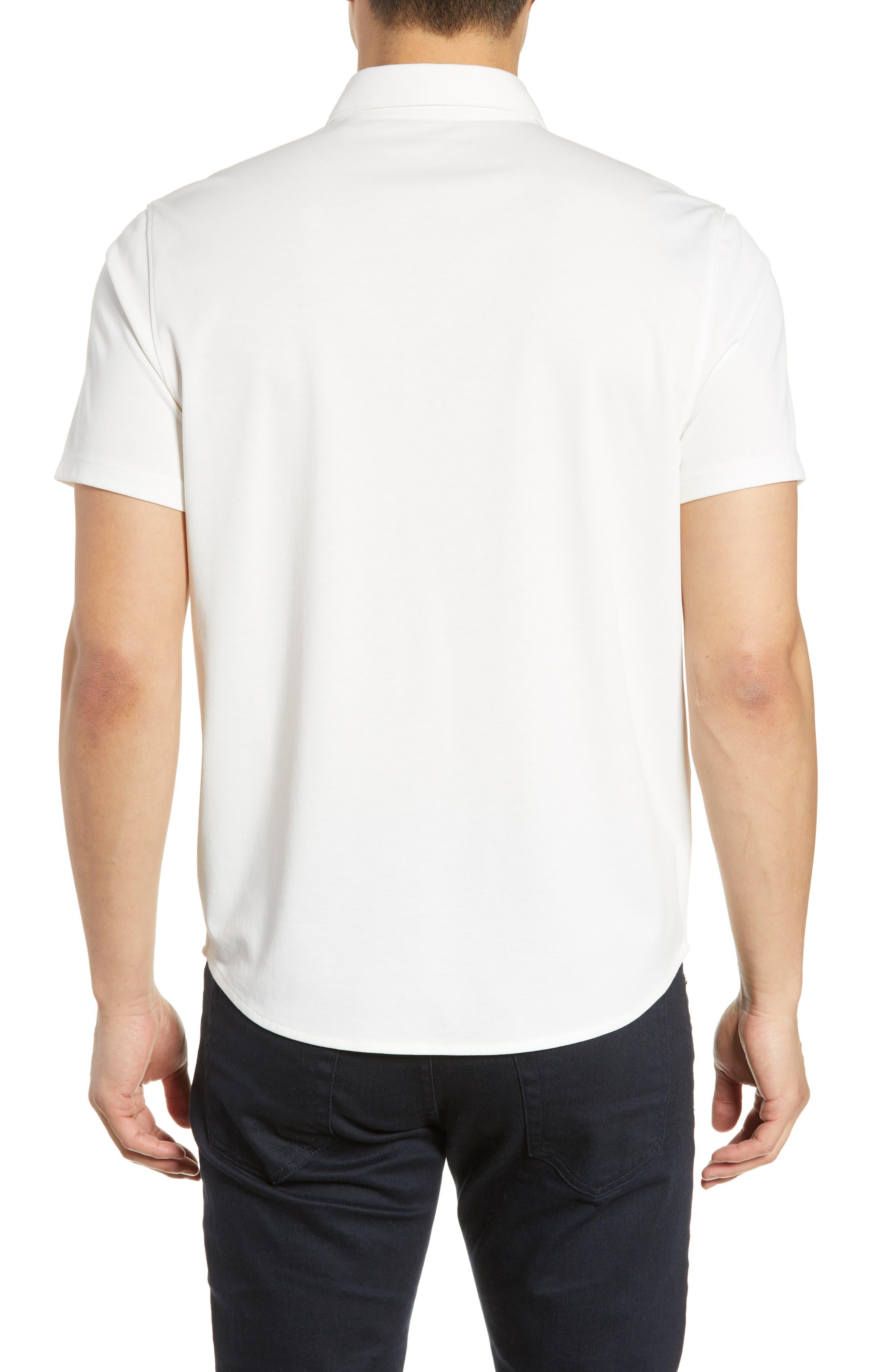 ,                             Caruth Regular Fit Short Sleeve Sport Shirt,                             Alternate thumbnail 14, color,                             100