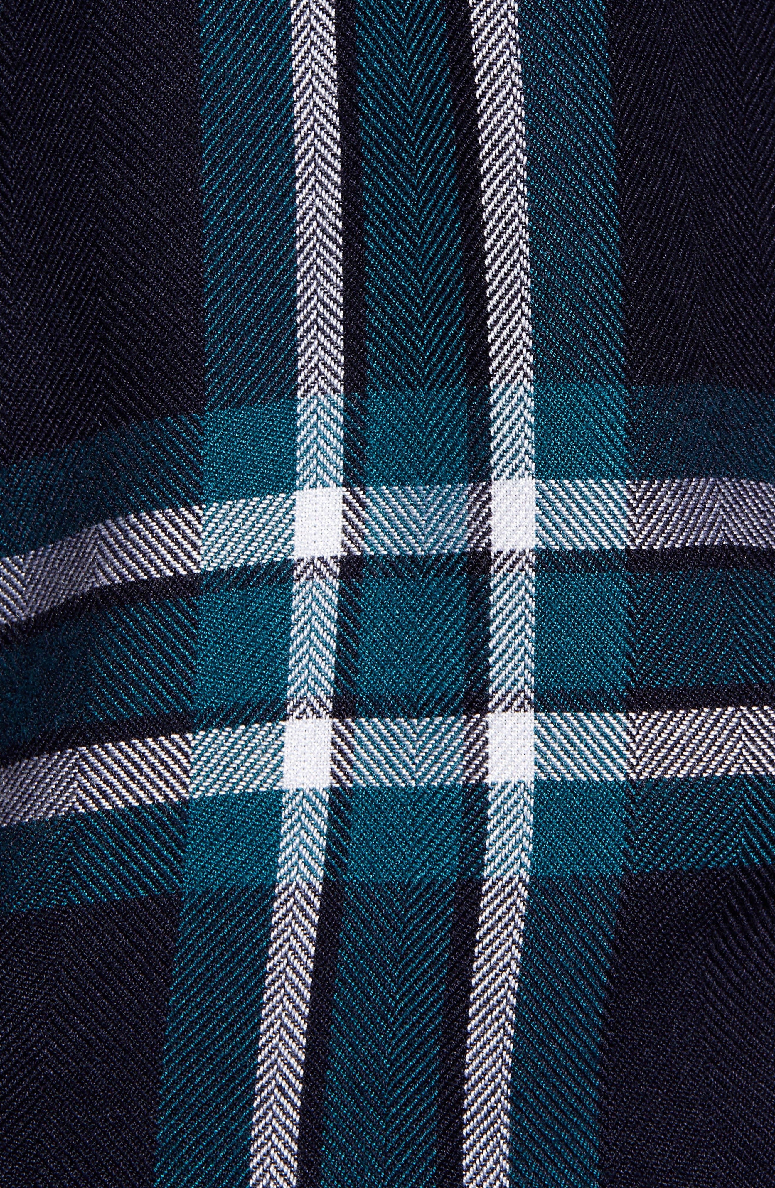 ,                             Hunter Plaid Shirt,                             Alternate thumbnail 42, color,                             423