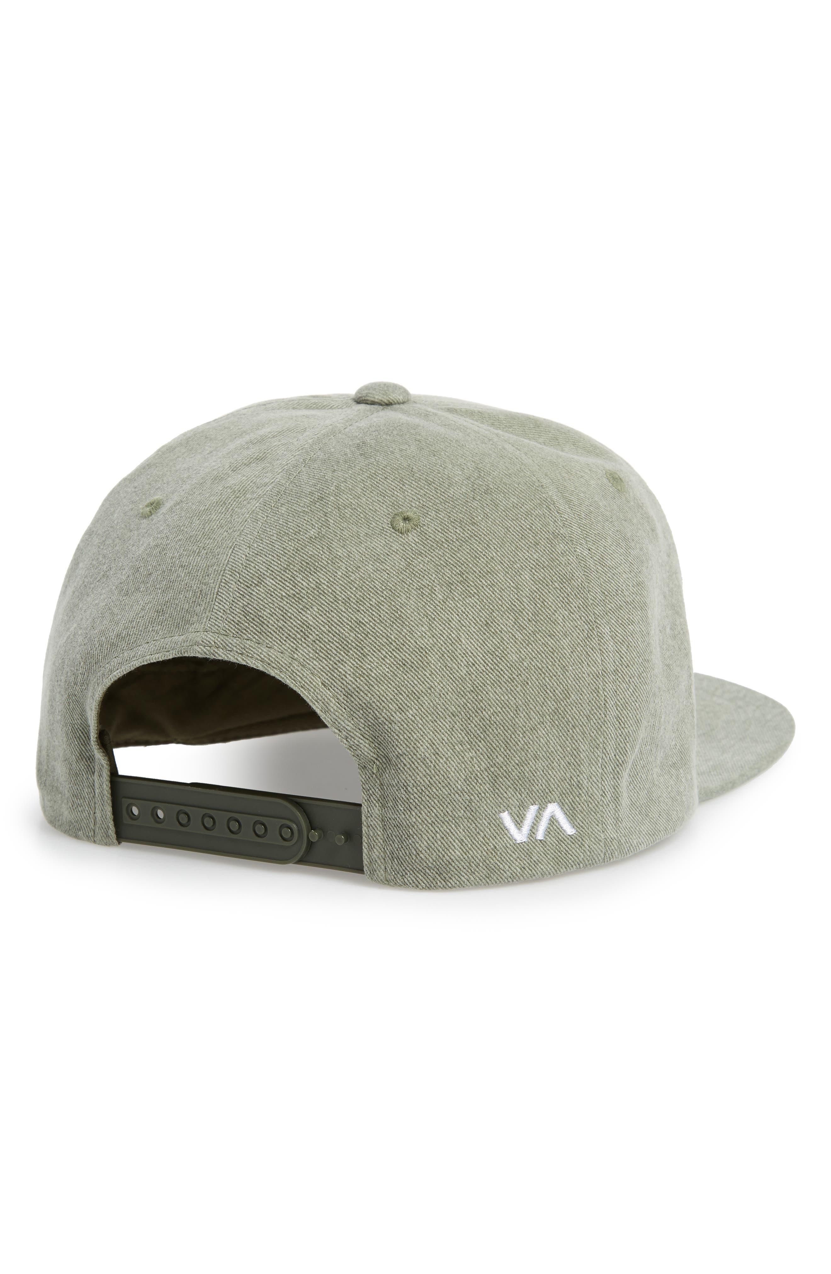 ,                             Twill Snapback Baseball Cap,                             Alternate thumbnail 2, color,                             OLIVE GREEN