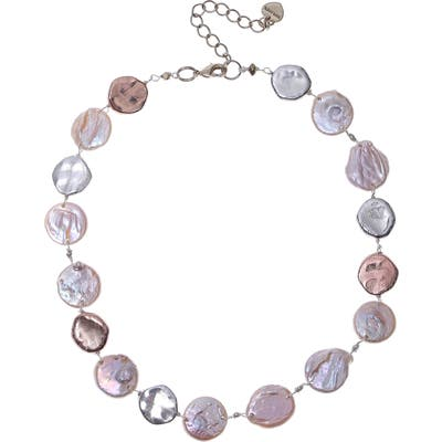 Nakamol Design Cultured Pearl Collar Necklace
