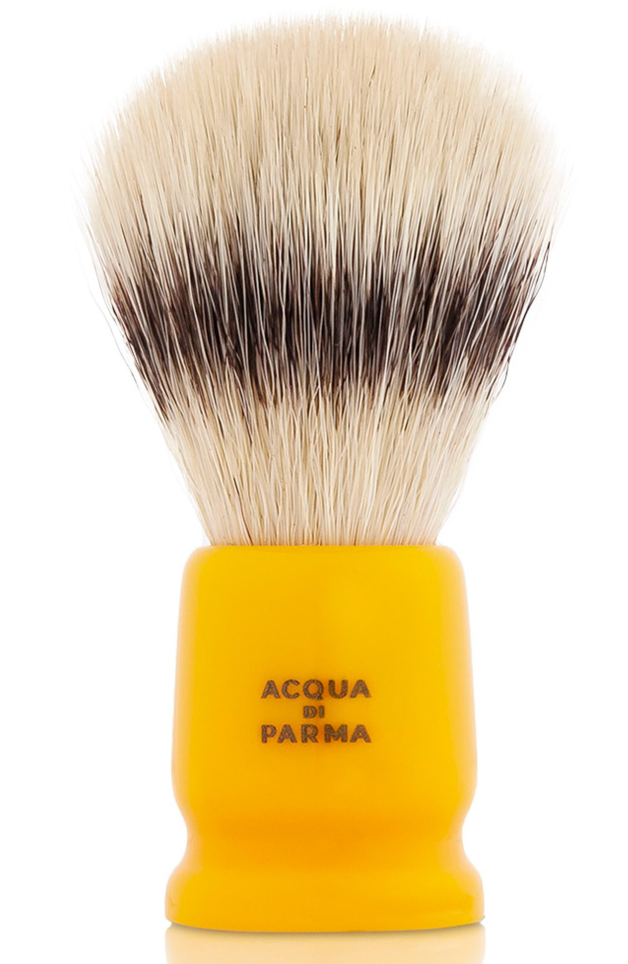 ,                             Barbiere Yellow Travel Shaving Brush,                             Alternate thumbnail 2, color,                             NO COLOR