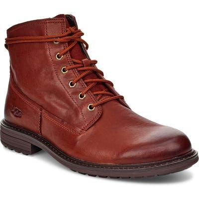 Ugg Morrison Plain Toe Boot- Brown