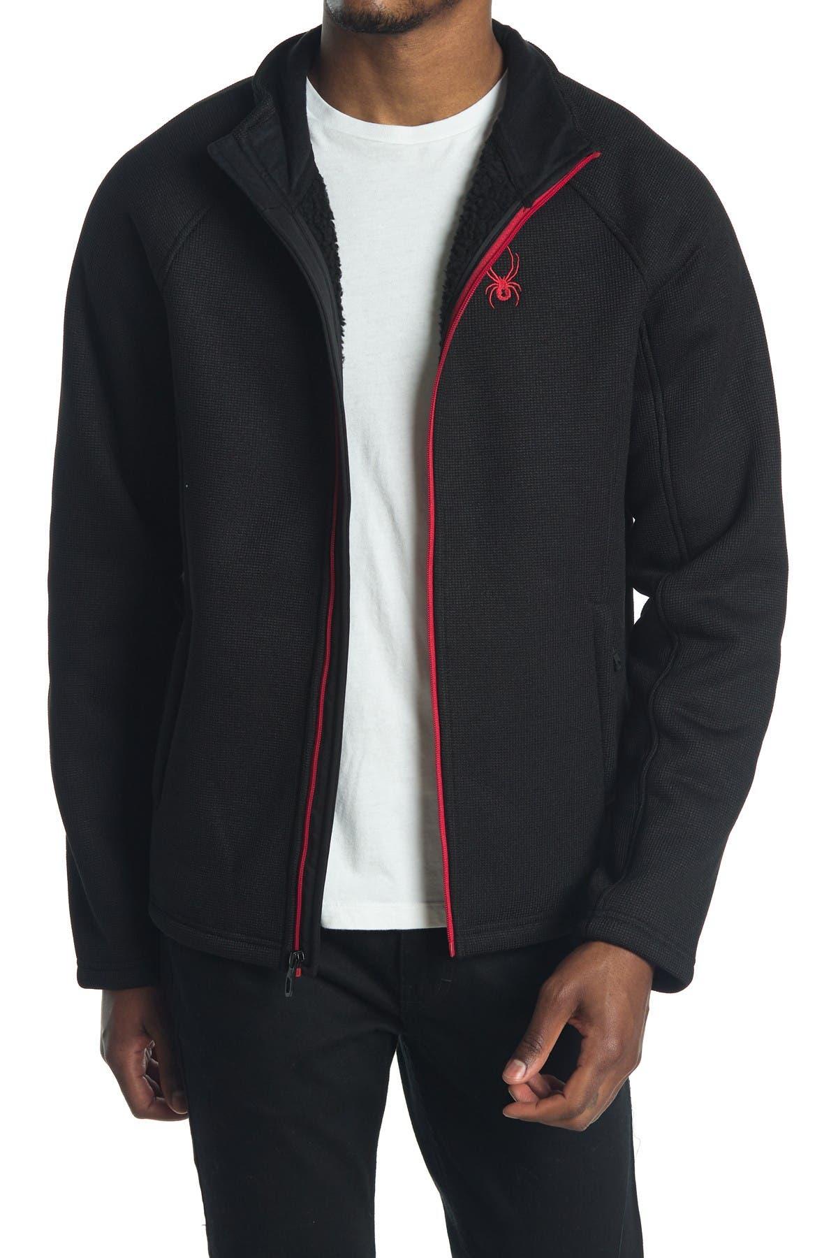 Image of SPYDER Steller Full Zip Front Jacket