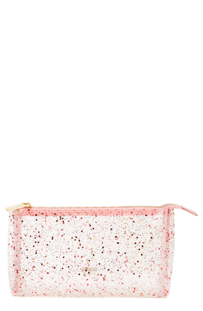 SKINNYDIP Sugar Pop Makeup Bag, Main, color, 000