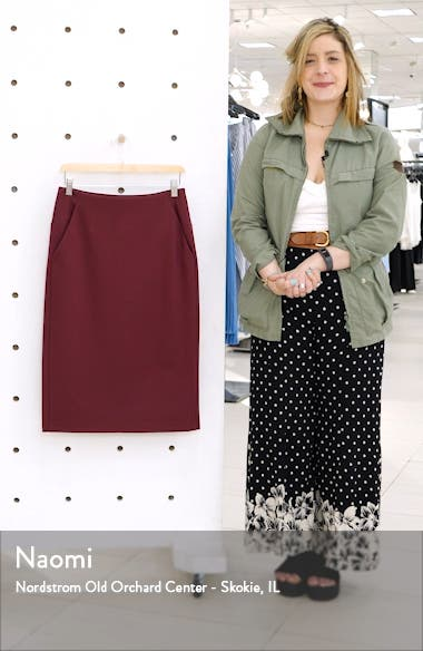Knit Midi Skirt, sales video thumbnail