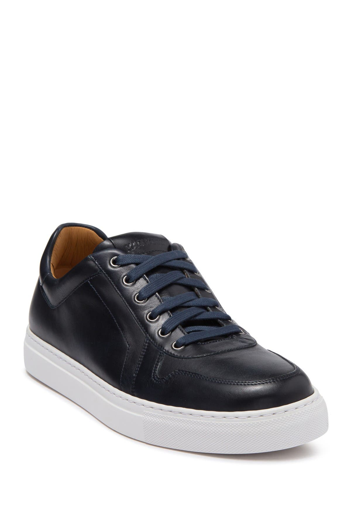 Image of Magnanni Bobbie Leather Sneaker