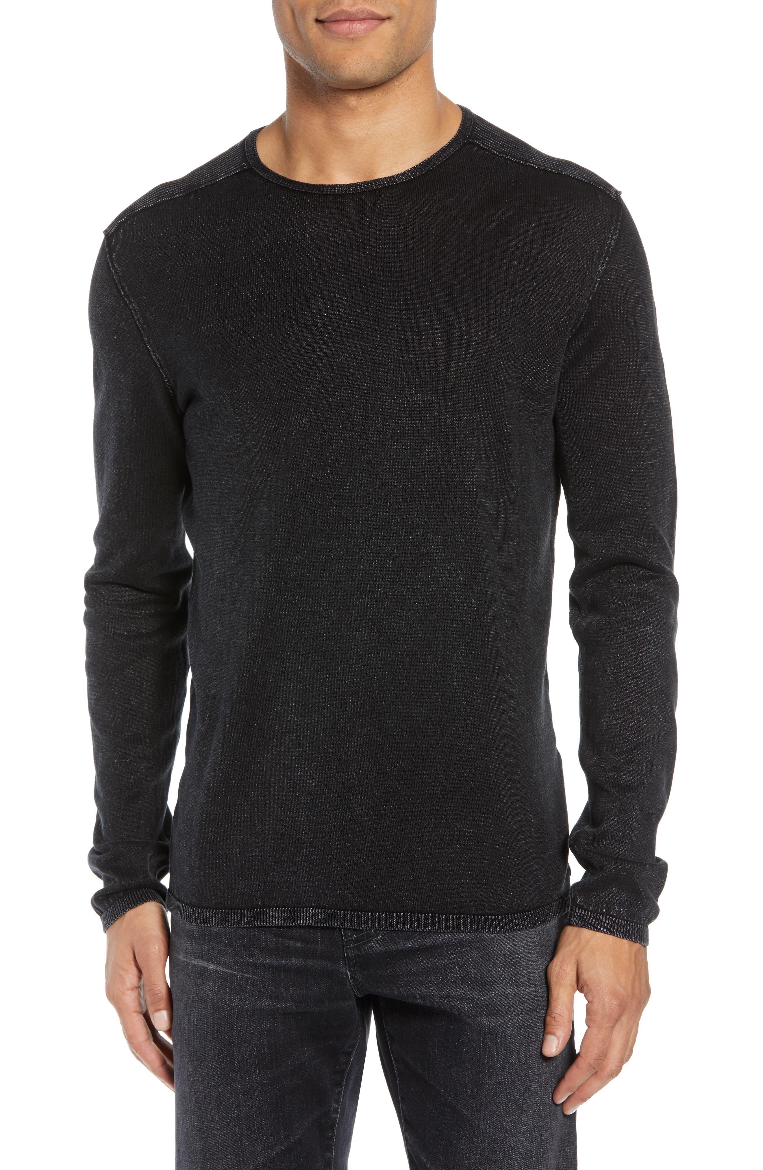 Men's John Varvatos Star Usa Long Sleeve T-Shirt