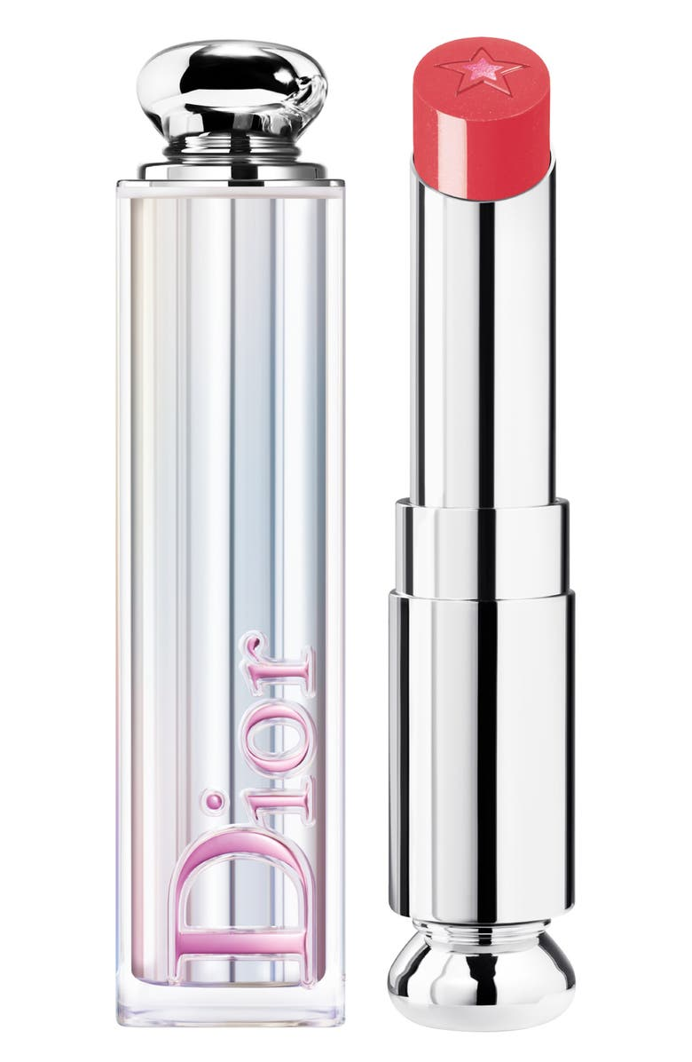 DIOR Addict Stellar Halo Shine Lipstick, Main, color, 563 ADORED STAR
