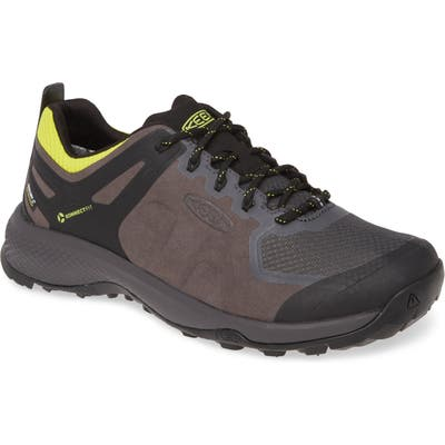 Keen Explore Waterproof Trail Shoe- Grey