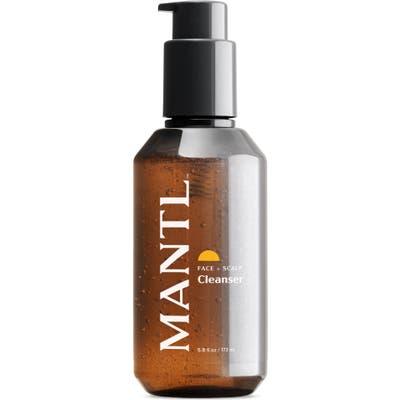 Mantl Face + Scalp Cleanser