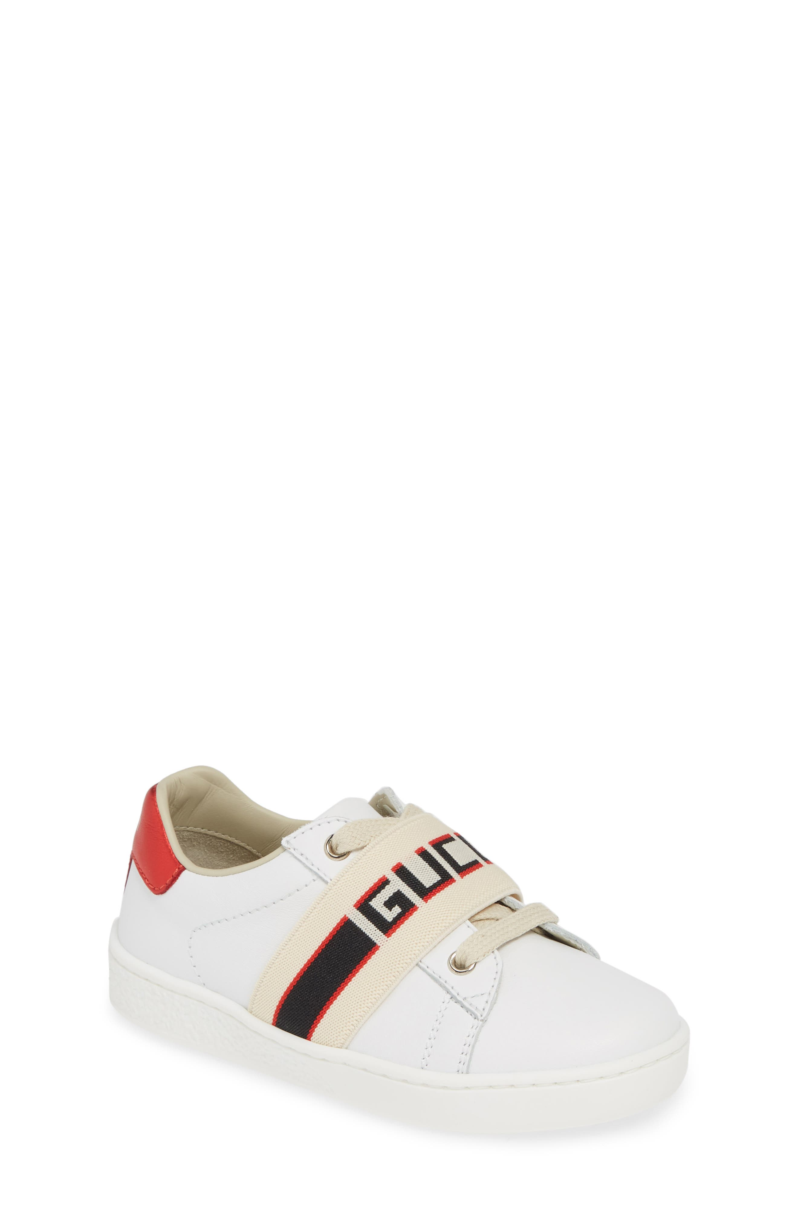 Gucci New Ace Stripe Sneaker