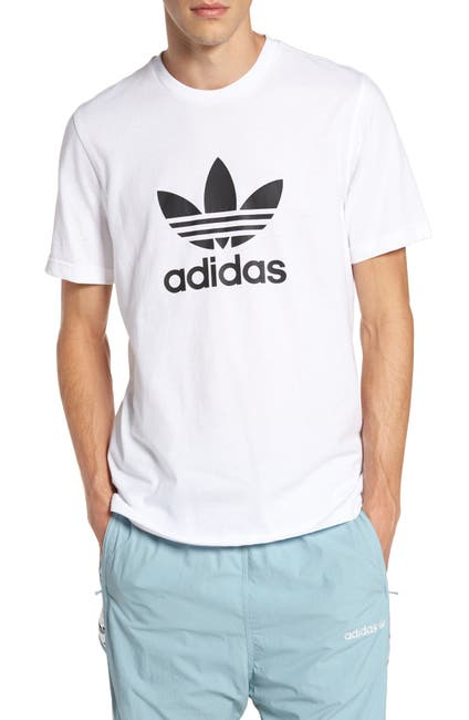 Image of ADIDAS ORIGINALS Trefoil T-Shirt