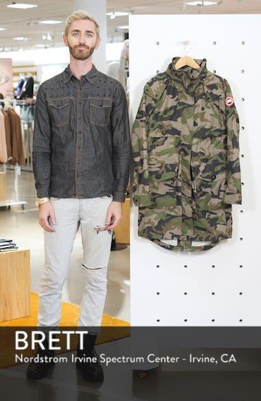 Calvary Trench Coat, sales video thumbnail