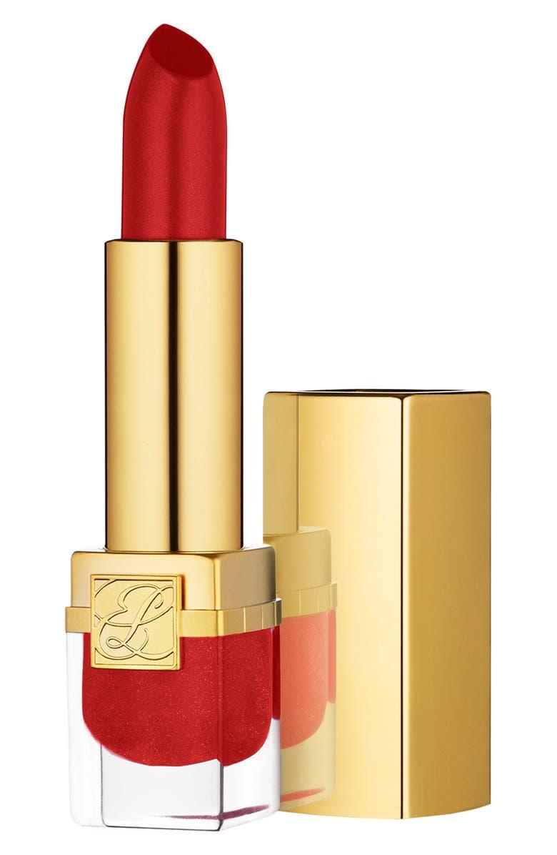 ESTÉE LAUDER 'Pure Color - Vivid Shine' Lipstick Luminizer, Main, color, 601