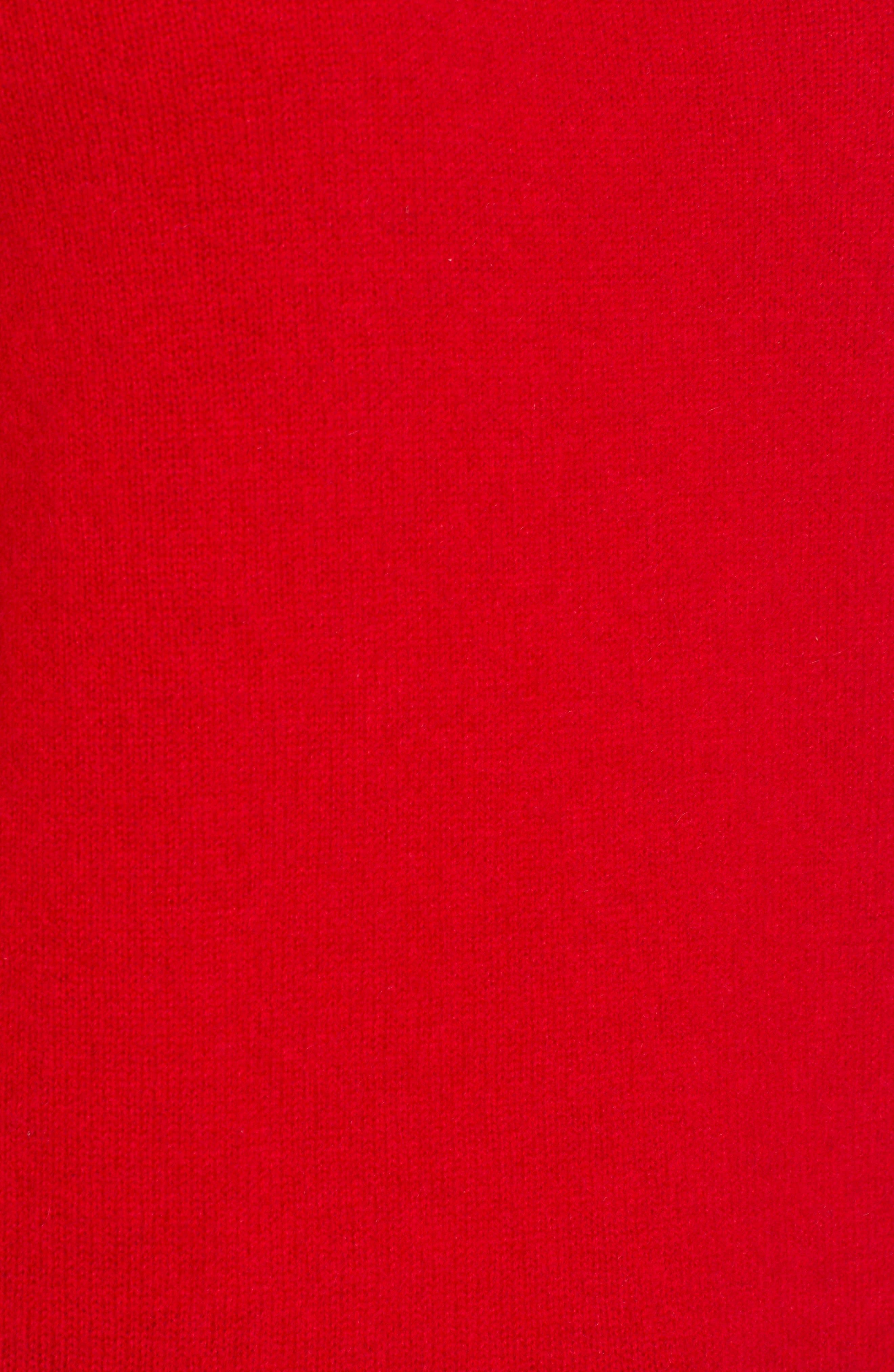 ,                             Crewneck Cashmere Sweater,                             Alternate thumbnail 148, color,                             610