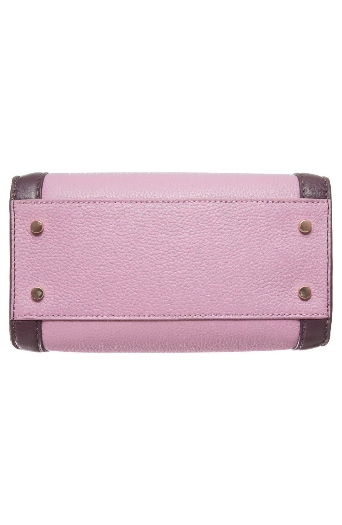 ,                             'cobble hill - small adrien' leather satchel,                             Alternate thumbnail 21, color,                             930