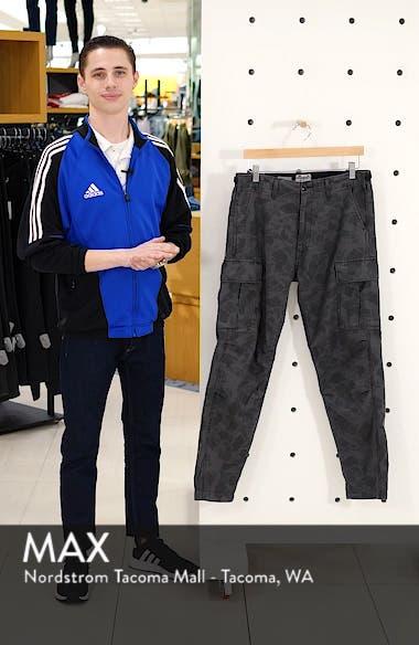 x Justin Timberlake Straight Leg Camo Cargo Pants, sales video thumbnail