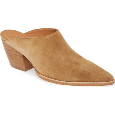 Matisse Cammy Pointy Toe Mule, Brown