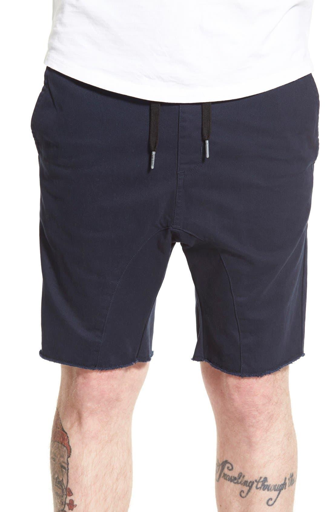 ,                             'Sureshot' Ikat Drawstring Shorts,                             Main thumbnail 9, color,                             410