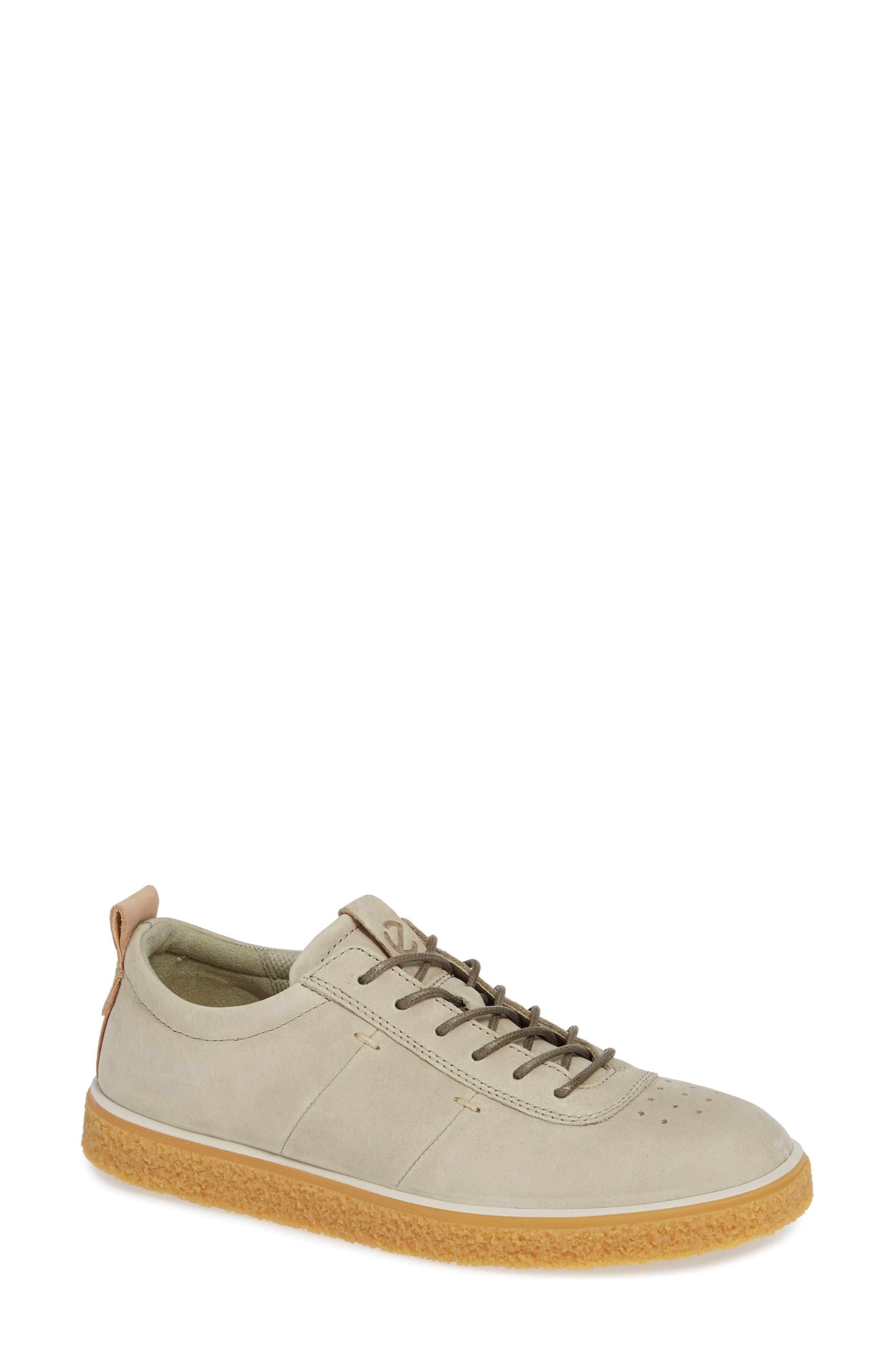 Ecco Crepetray Sneaker, Grey